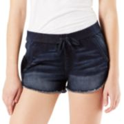 Juniors' DENIZEN from Levi's Low Rise Soft Shorts