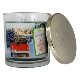 SONOMA Goods for Life? The Perfect Tree 14-oz. Candle Jar