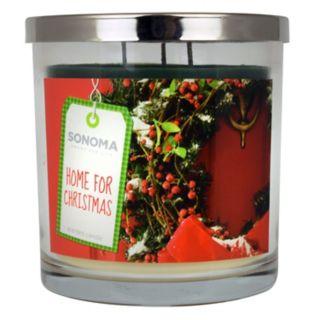 SONOMA Goods for Life? Home for Christmas 14-oz. Candle Jar