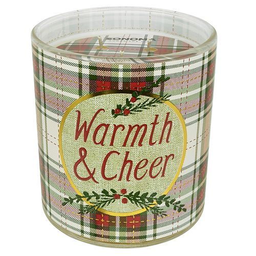 SONOMA Goods for Life™ Warmth & Cheer 14-oz. Candle Jar