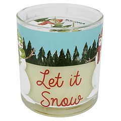 SONOMA Goods for Life™ Let It Snow 14-oz. Candle Jar