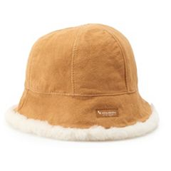Women's Koolaburra by UGG Suede Cloche Hat
