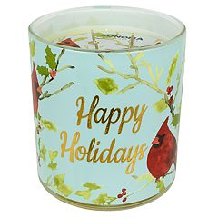 SONOMA Goods for Life™ Happy Holidays 14-oz. Candle Jar