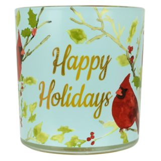 SONOMA Goods for Life? Happy Holidays 14-oz. Candle Jar