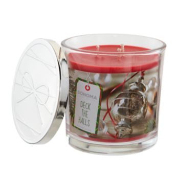 SONOMA Goods for Life? Deck The Halls 14-oz. Candle Jar