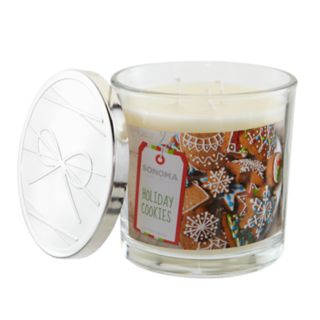 SONOMA Goods for Life? Holiday Cookies 14-oz. Candle Jar