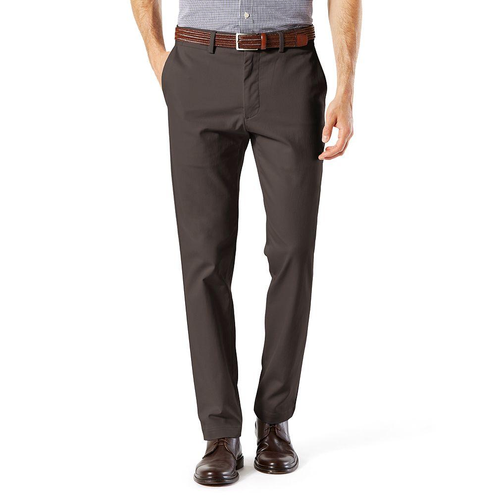 Men's Dockers® Signature Khaki Lux Slim-Fit Stretch Pants