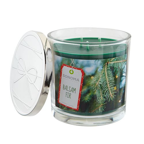 SONOMA Goods for Life™ Balsam Fir 14-oz. Candle Jar