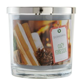 SONOMA Goods for Life? Cozy Fireside 14-oz. Candle Jar