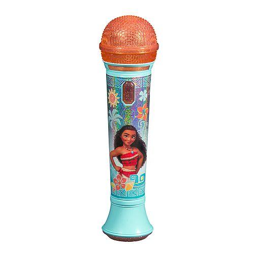 Disney's Moana Sing-Along Microphone by Kid Designs