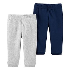 Baby Boy Little Planet Organic by Carter's 2 Pack Knit Pants
