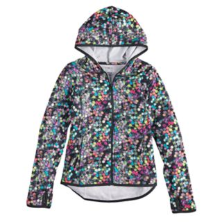 Girls 7-16 & Plus Size SO® Hooded Microfleece Jacket