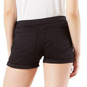 Juniors' DENIZEN from Levi's Rolled Jogger Shorts