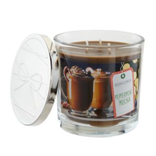 SONOMA Goods for Life? Peppermint Mocha 14-oz. Candle Jar