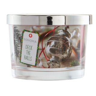 SONOMA Goods for Life? Deck The Halls 5-oz. Candle Jar