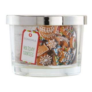 SONOMA Goods for Life? Holiday Cookies 5-oz. Candle Jar