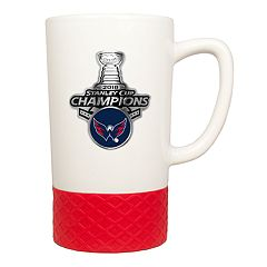 Washington Capitals 2018 Stanley Cup Champions White Ceramic Mug
