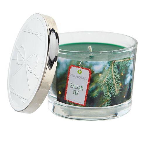 SONOMA Goods for Life™ Balsam Fir 5-oz. Candle Jar