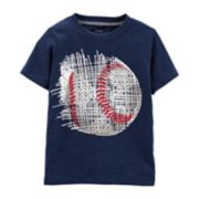 Toddler Boy Carter's Baseball Graphic Tee