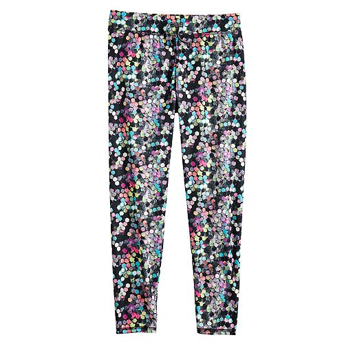 Girls 7-16 & Plus Size SO® Microfleece Leggings