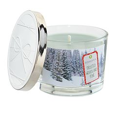 SONOMA Goods for Life™ Frosted Woodland Pine 5-oz. Candle Jar