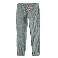 Girls 7-16 & Plus Size SO® Microfleece Jogger Leggings