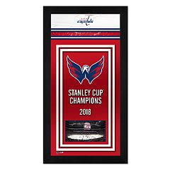 Washington Capitals 2018 Stanley Cup Champions Framed Photo