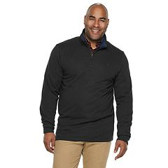 Big & Tall IZOD Quarter-Zip Fleece