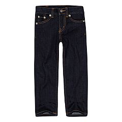 Toddler Boy Levi's® 502 Regular Taper Fit Dark Jeans