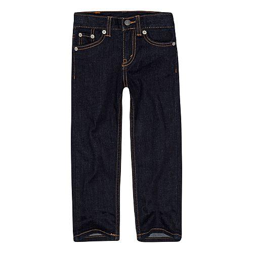Toddler Boy Levi's® 502 Regular Taper Fit Dark Jeans