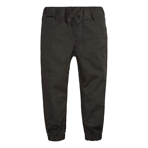 Toddler Boy Levi's Twill Jogger Pants