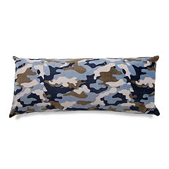 IZOD Printed Plush Body Pillow