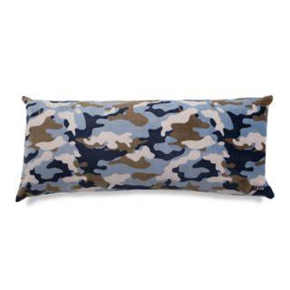 IZOD Printed Plush Body Pillow