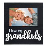 """Malden """"Love My Grandkids"""" 4"""" x 6"""" Frame"""