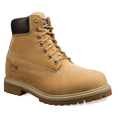 Magnum  Foreman Men's Waterproof Work Boots