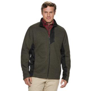 Big & Tall IZOD Shaker Fleece Jacket