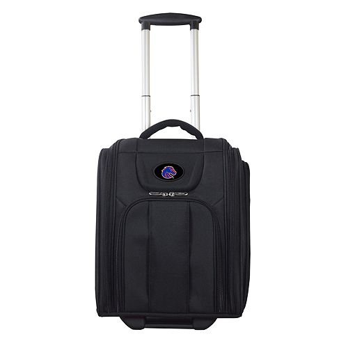 Boise State Broncos Wheeled Briefcase Luggage
