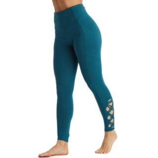 Women's Marika Laced High-Waisted Ankle Leggings