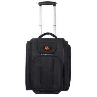 Clemson Tigers Wheeled Briefcase Luggage