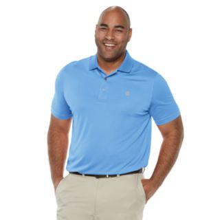 Big & Tall IZOD Golf Champion Grid Polo