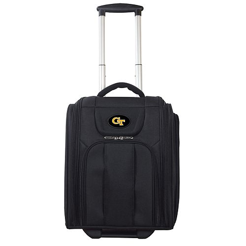 Georgia Tech Yellow Jackets Wheeled Briefcase Luggage