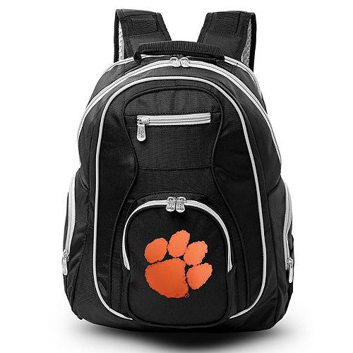 Clemson Tigers Laptop Backpack
