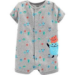 Baby Boy Carter's Monster Romper