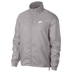 39251f29a234 Big   Tall Nike Windbreaker Jacket. Black Atmosphere Gray. sale