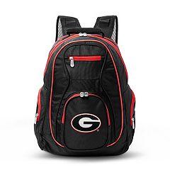Georgia Bulldogs Laptop Backpack