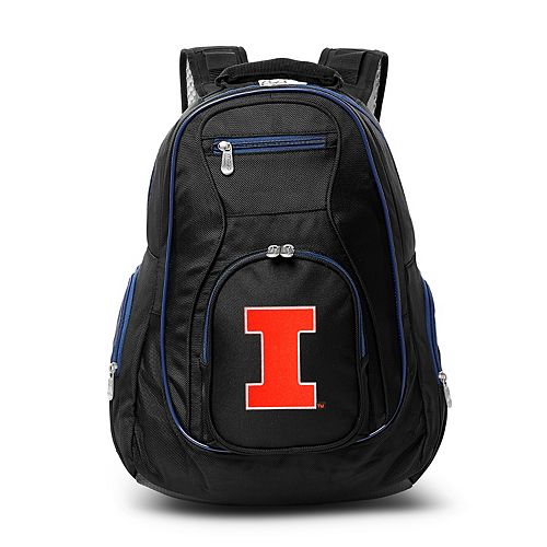 Illinois Fighting Illini Laptop Backpack