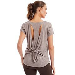 Women's Marika Raven Open Back Tee