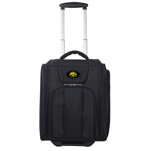 Iowa Hawkeyes Wheeled Briefcase Luggage