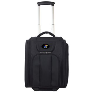 Kansas Jayhawks Wheeled Briefcase Luggage