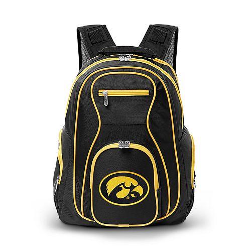 Iowa Hawkeyes Laptop Backpack